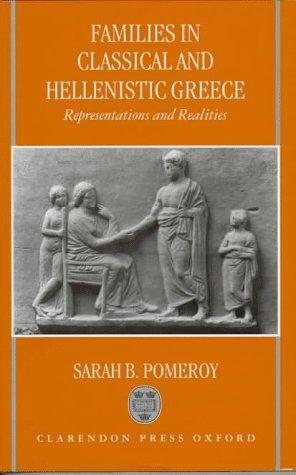 Families in classical and Hellenistic Greece