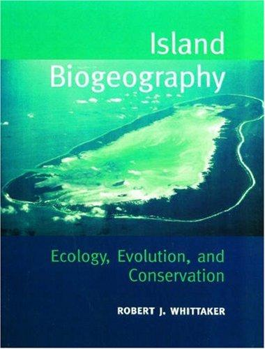 Download Island biogeography