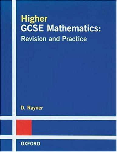 Download Higher GCSE Mathematics
