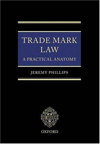 Download Trade mark law