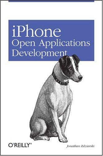 Download iPhone Open Application Development