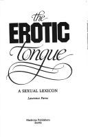 Download The erotic tongue