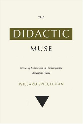 The didactic muse