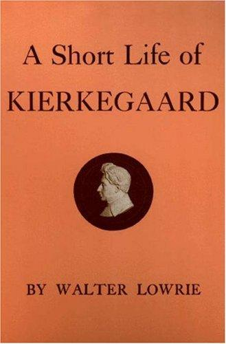 Download Short Life of Kierkegaard