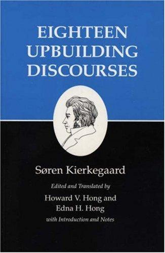Eighteen Upbuilding Discourses