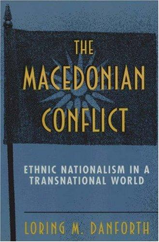 Download The Macedonian Conflict