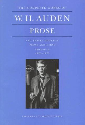 Download The Complete Works of W. H. Auden