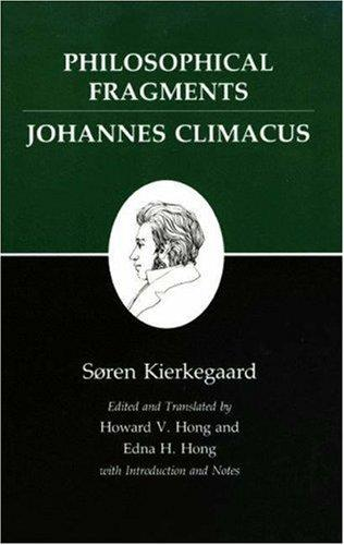 Download Philosophical fragments, Johannes Climacus