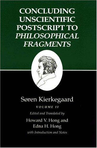 Download Concluding unscientific postscript to Philosophical fragments