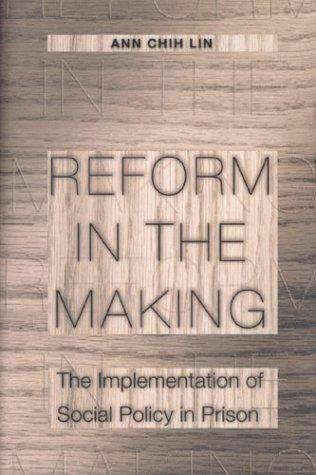 Download Reform in the Making