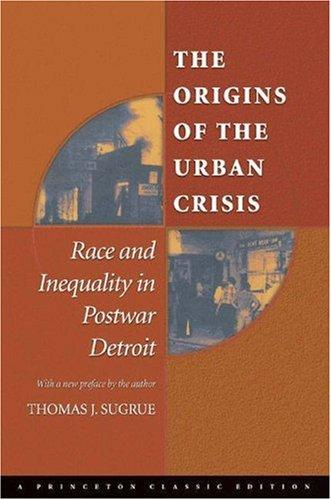 Download The origins of the urban crisis