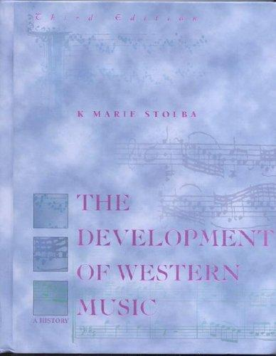 Download The Development of Western Music