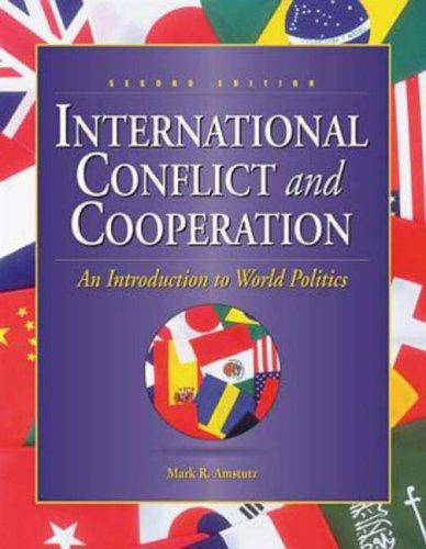 Download International conflict and cooperation