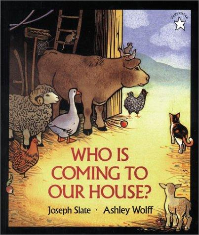 Download Who Is Coming to Our House?
