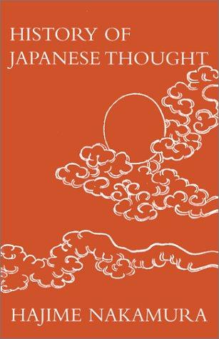 A History of the Development of Japanese Thought by Hajime Nakamura