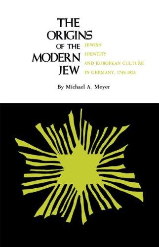 The origins of the modern Jew