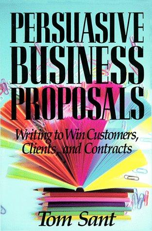 Download Persuasive business proposals