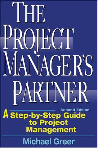 Download The Project Manager's Partner