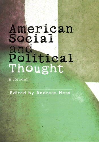 Download American Social and Political Thought