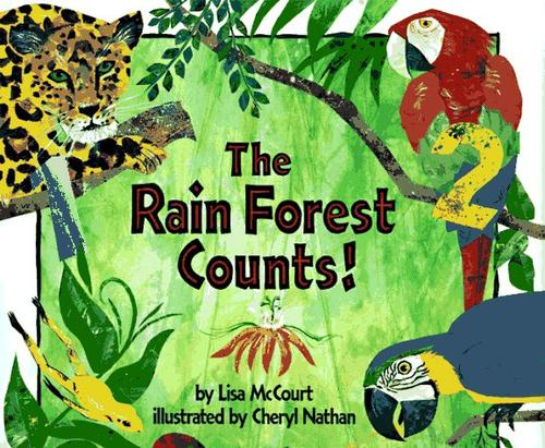 The rainforest counts!