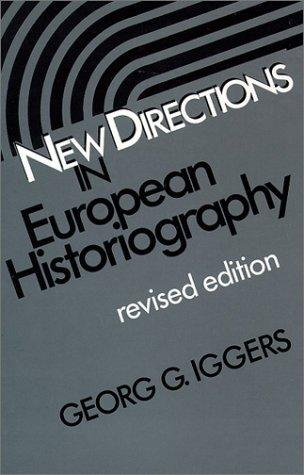 Download New directions in European historiography