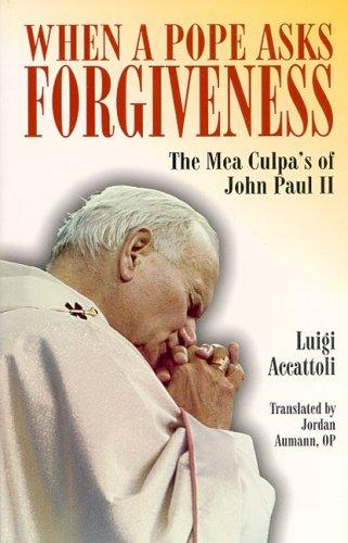 Download When a Pope asks forgiveness