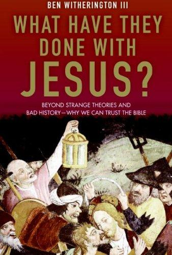 Download What Have They Done with Jesus?