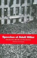 Download Speeches of Adolf Hitler