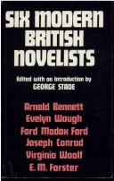 Six Modern British Novelists