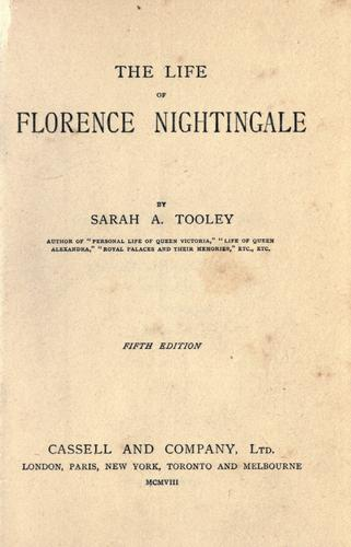 Life of Florence Nightingale