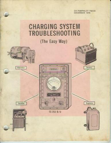 Download Charging System Troubleshooting