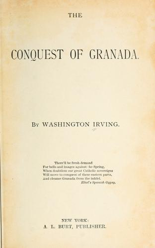Download The conquest of Granada