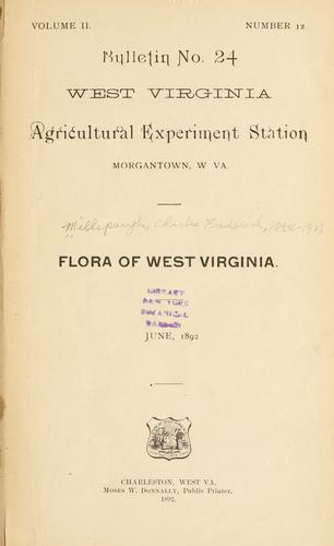 Download Flora of West Virginia.