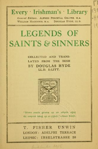 Download Legends of saints & sinners