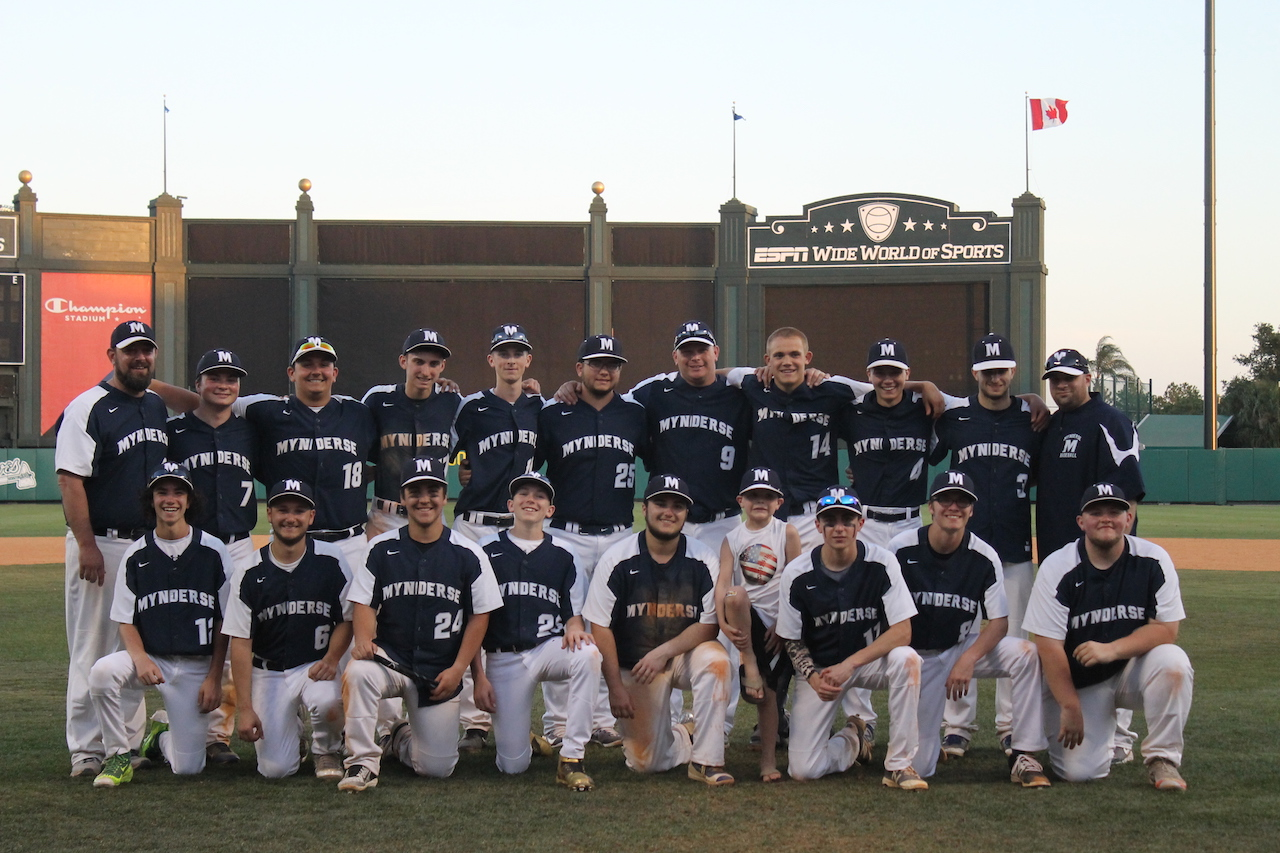 Mynderse Baseball travels to Orlando (photo)