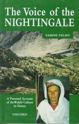 The Voice of the Nightingale by Sabine Felmy