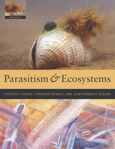 Parasitism and ecosystems by