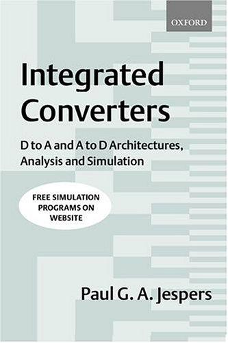 Integrated converters by Paul G. Jespers