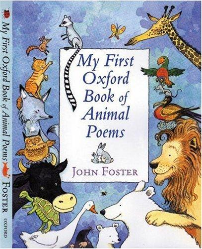 Oxford First Book of Animals (Oxford First Books) by Barbara Taylor
