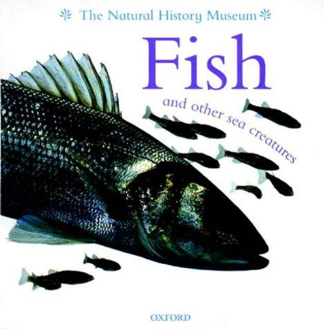 Fish and Other Sea Creatures (Animal Close-ups) by Barbara Taylor
