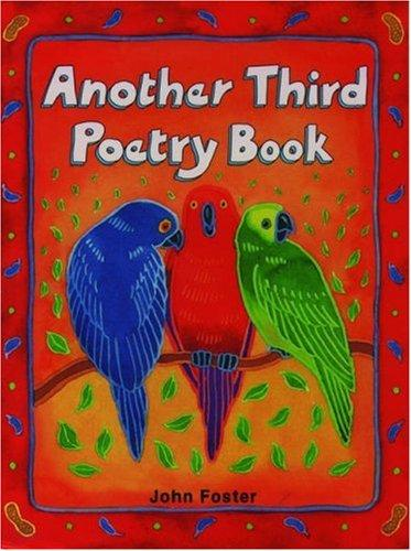 Another third poetry book by compiled by John Foster.