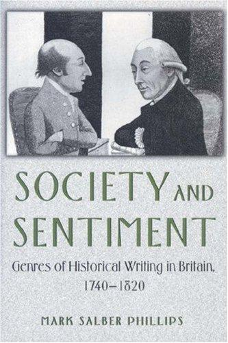 Society and sentiment by