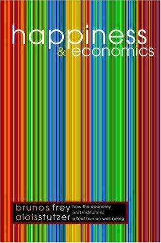 Happiness and economics by