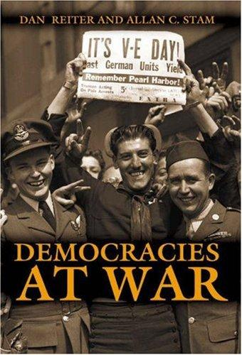 Democracies at war by