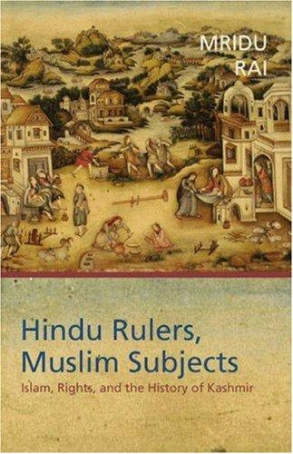Hindu Rulers, Muslim Subjects