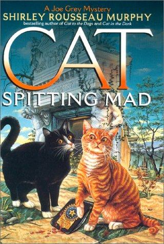 Cat spitting mad by Jean Little