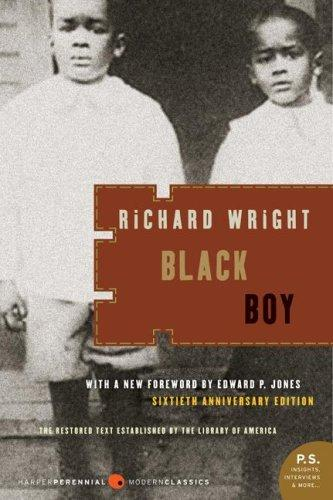 Black Boy (P.S.) by Richard T. Wright