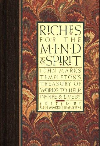 Riches for the Mind and Spirit
